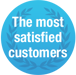 NPT Award 'The Most Satisfied Customers'
